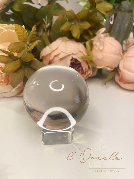 Mini Boule De Cristal Voyance