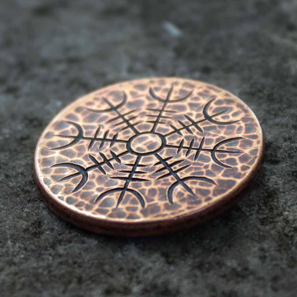 Amulette De Protection Viking